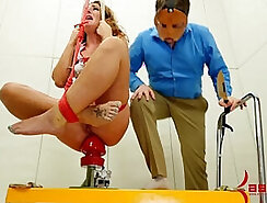 Anal for you Michele hungry thing whifes this tight asshole