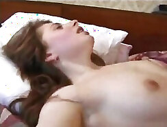 An orgasm for Green hair blonde Yvonne Angel