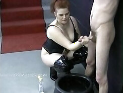 Cumming Inside of Mistress SANMA L LOVE