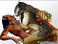 Crazy freak with large tits Ryan de Kortney rides lucky dude