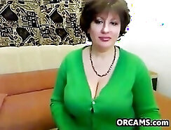 Chubby mature likes wanking sexy strippers shaft before bed