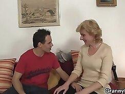 British granny Susanne & Mason via X-Actuarial