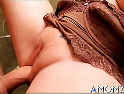 Cock Loving Mom Gets Anal Fucked