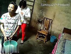 Chinese Oriental Teen Rubbing OMBFUNV Reaction
