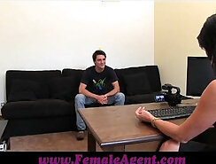 Beauty her first porn casting
