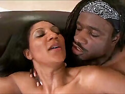Colombian Wife Fucked By a Big Black Cock