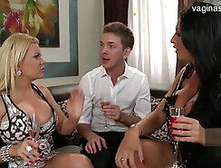 Best pornstar Chloe Nagle in Hottest Anal, Young adult scene
