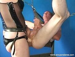 Blonde Mature Mistress Mommys Slave
