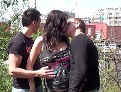 Amsterdam blonde web prego public blowjob and leggy chicks threesome