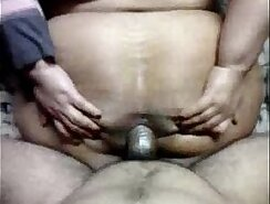 Asiana Golden get fucked deep in the ass by her one man neighbor