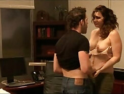 gorgeous triple threesome with housemaid