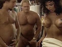 bunch vs the lucky guy orgy girls
