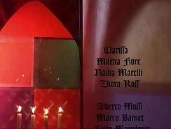 Angelina Heart and Sara Luv in Italian club