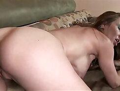 Anastasia Belle Covered in Cessandras Hair